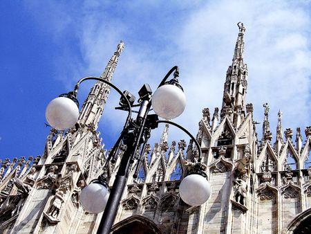 il: Il Duomo, Milan, Italy