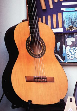 musically: Guitar