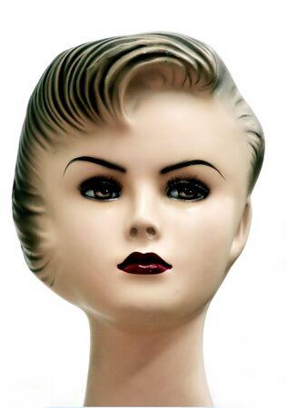 female likeness: Mannequin