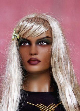 Mannequin Beauty Stock fotó