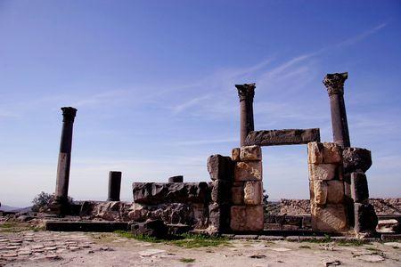 Gadara - Umm Qais, Jordanie