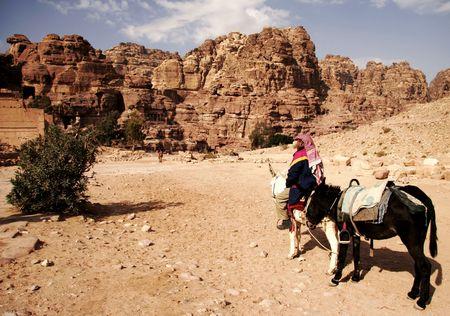 Voyage Petra, Jordanie