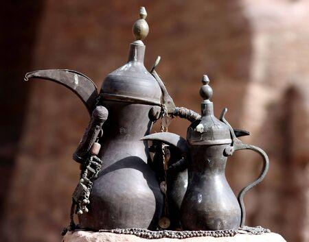 bedouin: Vintage tea pot