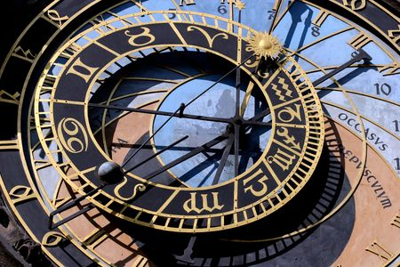 the ancient pass: Astrological time