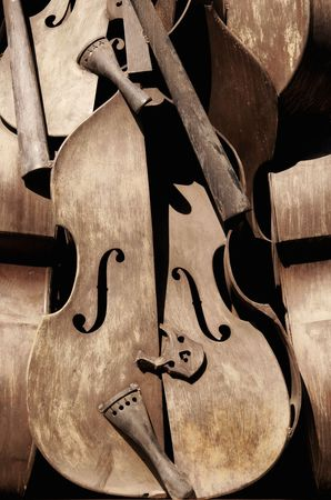 Art violin photo