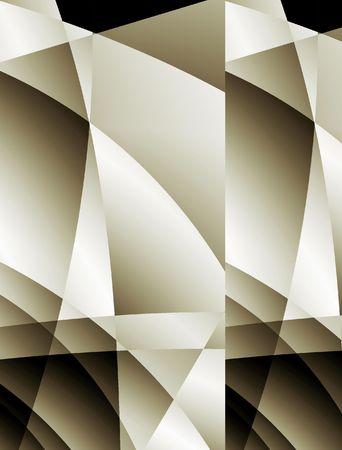 Géométrique des formes  Banque d'images