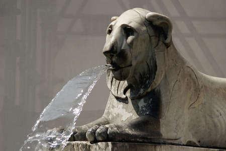 Ancient Roman Lion Stock Photo - 375884