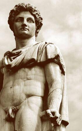 Ancient Roman homme  Banque d'images