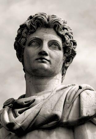 Portrait romain antique dhomme