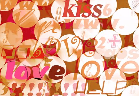 about love ... Stock Photo - 435911