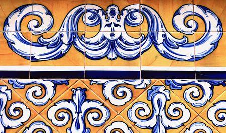 Traditionnel céramique antique. Valence, Espagne
