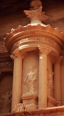 petra  jordan: The Monastery of Petra, Jordan