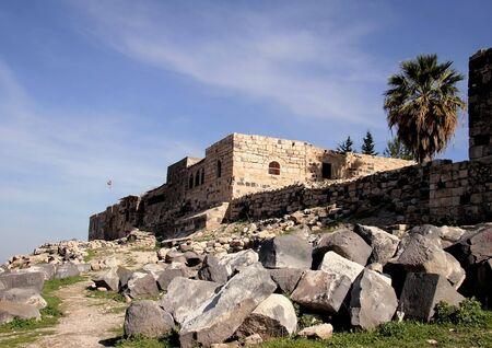 umm: Gadara - Umm Qais, Jordan Stock Photo
