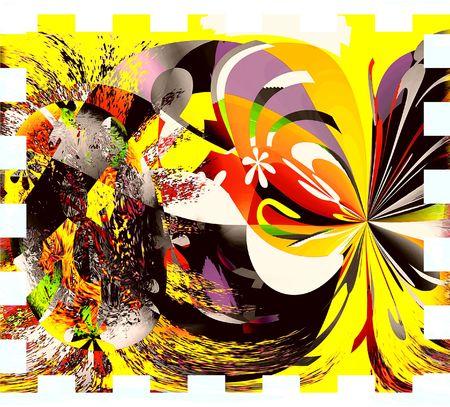 Color impression Stock Photo - 852725