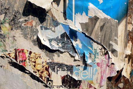 Broken affiches