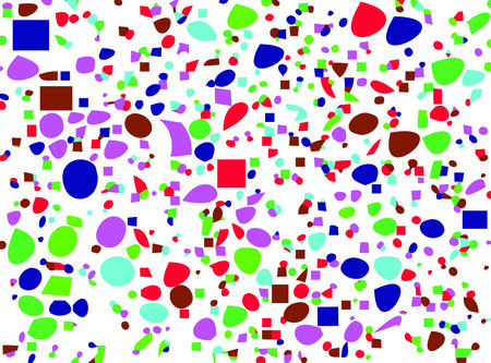 spitting: vector - dots background