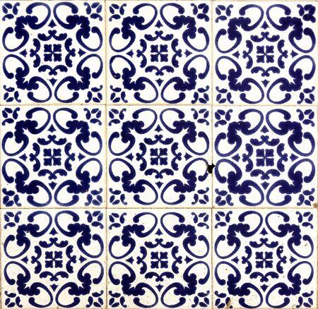 surface covering: Traditional retro ceramics, Spain