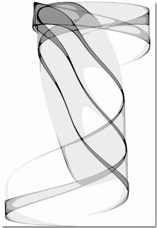 vector - elegant shape Stock Vector - 4227898