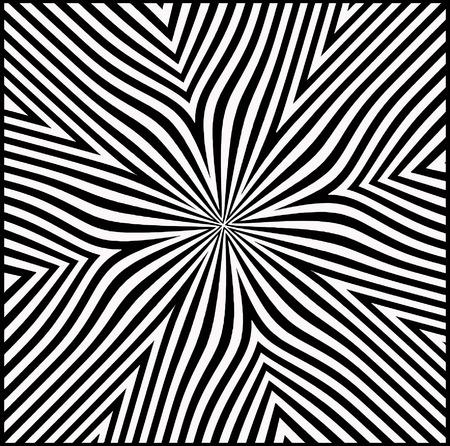 vector - floral optical view Vector