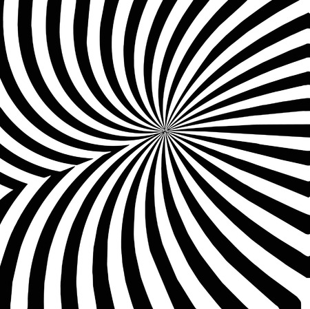 arte optico: vector - arte �ptico