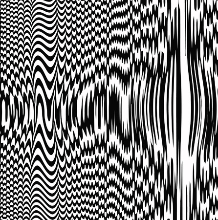 vector - optical art  Vector
