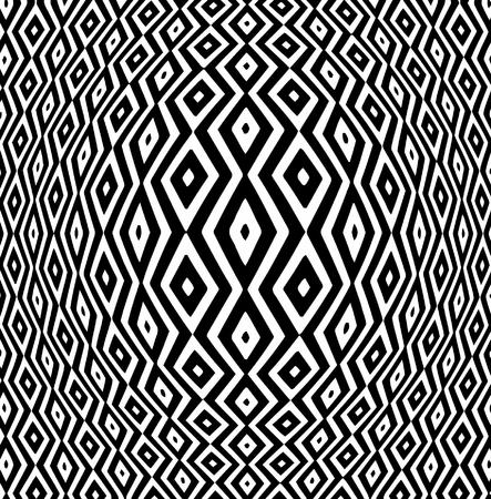 optical art: vector - arte �ptico