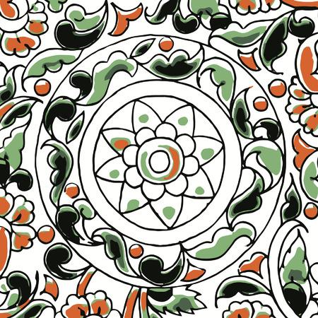 vector - floral background