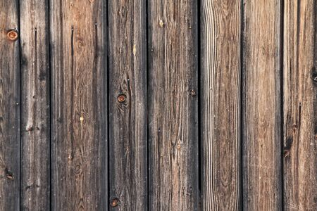 rustical: Detail of a rustic wooden fence