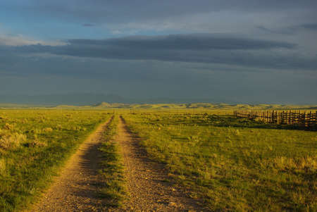 dillon: Near Dillon, Montana