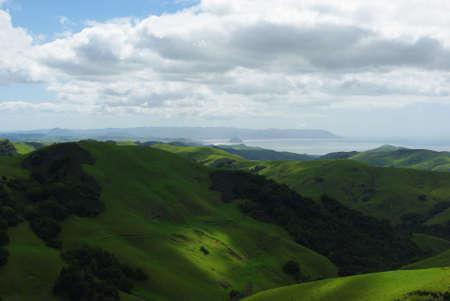 Coast near San Luis Obispo, California