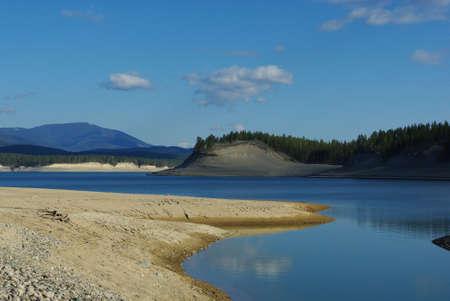 Lake Coocanusa, Montana