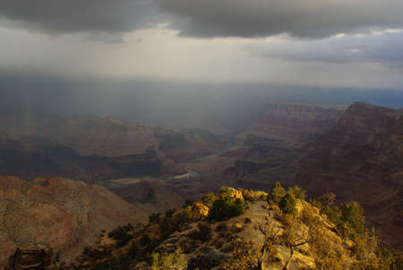 Grand Canyon and Colorado River photo