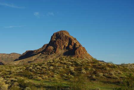 arizona landscape: Arizona Landscape near Oatman