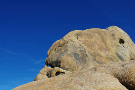 Giant Rock, Alabama Hills, California