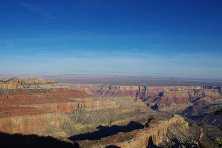 View from Grand Canyon North Rim, Arizona
