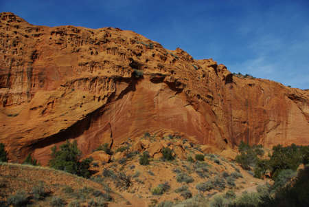 Red rocks on Burr Trail Road, Grand Stair Escalante National Monument, Utah Stock Photo