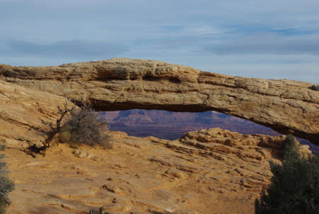 Mesa Arch, Canyonlands National Park, Utah Stock Photo - 12900878