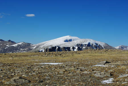 rocky mountains: Hoge Rocky Mountains, Colorado