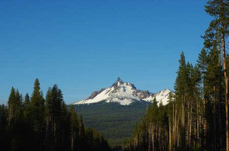 Mount Thielsen, Oregon