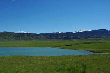 vast: Sunshine Reservoir, Wyoming