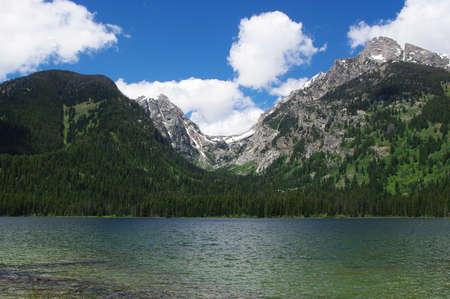jenny: Jenny Lake, Wyoming
