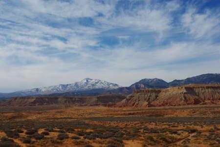 High Desert and Henry Mountains, Utah