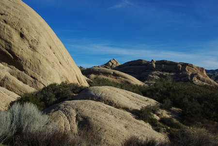 bernardino: Rocks near San Bernardino, California