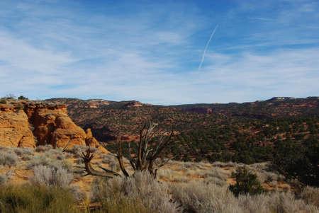 High desert colors, Utah