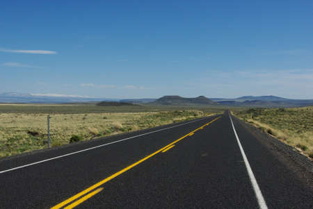 Scenery near Burns, Oregon Stock Photo - 14035771