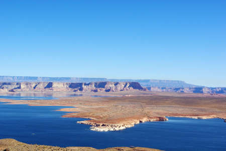 lake powell: Lake Powell, Arizona