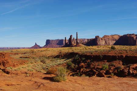 Monument Valley, Arizona Stock Photo