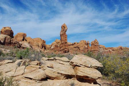 Rock fantasy, Utah