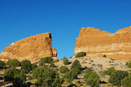 Scenery between Page and Kaibito, Arizona