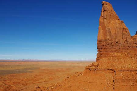 Monument Valley scenery, Arizona